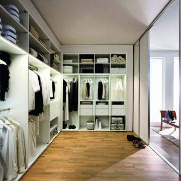 Modern Walk In Closets In Sugar Hill, NYC