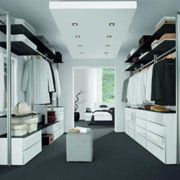 Modern Walk In Closets In NYC